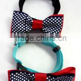 dog collar with bow& pet product & decoration                                                                                                         Supplier's Choice