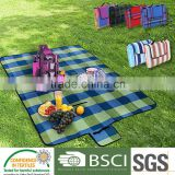 Use for Home Hospital Hotel Picnics Travel Sports Portable blanket Waterproof Picnic carpet rug