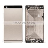 Wholesale Original Genuine Rear Housing Back cover For Huawei P8 - Gold