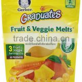 Gerber Graduates Fruit and Veggie Melts Truly Tropical Blend, 1 Ounce (Pack of 7)