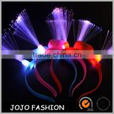 Wholesale cheap fashionable cute led headband christmas gift hair band children hair accessory