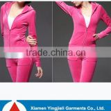 Brand Lady velour Tracksuit Fashion Women Tracksuit 2015