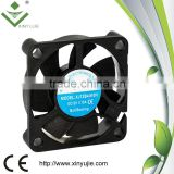 portable ventilation fan 45mm top selling axial 12v/24v dc cooling fan 4510 cooler fan