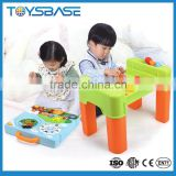 2015 New Arrival Pre-school Educational Toys Kids Plastic Table for Children Game,BBH201496