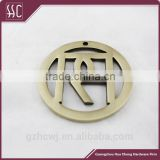 Custom Logo Metal Tag Brand Label For Handbags                                                                         Quality Choice