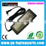 laptop ac adapter vgp-ac19v37 for Sony 19.5v 3.9a PCG-FR FCG-GRS Series