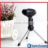 High Quality Hot sale cheap table chrome microphone stand