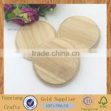 wooden wholesale bamboo dust cap,wooden lid