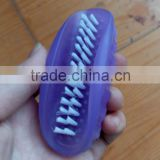 plastic nail brush stock clearance sale