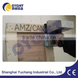 CYCJET Of Wood Printing Machine /Date Time Stamp Machine