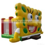 Free shipping professional ultimate combo inflatable bounce house