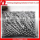 good quality carbon steel ball for bicycles and motor vehicles