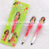 Custom Japanese style eyebow tweezer beauty tools for women manicure tools set