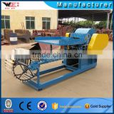 Small Workshop Farm Automatic banana stem decorticator
