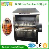 DLSKL-1.5G hot sale gas chicken grill machine