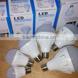 E27 high quality LED ball bulb 3W 5W 7W 9W for table floor lamp droplight CE ROHS
