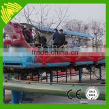 Jinshan brand amusement park ride roller coaster for sale
