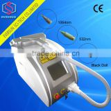 Telangiectasis Treatment Hot Sale Q Switched Nd Yag Laser Tattoo Removal Nd Yag Laser Tattoo Removal Machine With CE 1000W