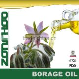pale yellow borage seed oil in functional cosmetics
