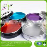 GMPC And ISO Certification Strong Hold Pomade Water Based Hair Wax Pomade For Men OEM/ODM/Private Label
