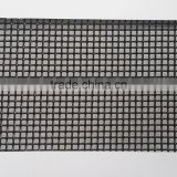 Wholesale price 304 316 stainless steel wire mesh window screen,11-14 mesh security insect mesh security mosquito net on sale