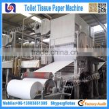Overseas Service Provided New Condition sanitary machine,toilet paper manufacturing line,jumbo roll making machine