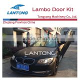 Cool LANTONG Door Hinge Kit Customized Vertical Lambo Door Kit For BMW E3 Series