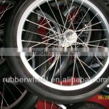 Popular 16 inch bicycle tyre with good quality