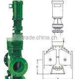 Sewage treatment grinders wastewater handling equipment