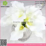 Attractive artificial calla lily bouquet decorative calla lily landscaping calla lily flowers manufaturer