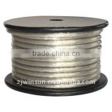 4ga PVC Insulation Power cable