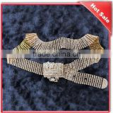 wedding dress Rhinestone belt crystal waist belt