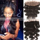 SY Hair 150% Density Cheap Lace Front Closure Weaves