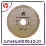 HM-18 Cutting Tile Diamond Saw Blade/Cutting Tile Blade/Continuous Rim Diamond Saw Blade