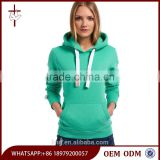 2016 New High Quality Warm Woman Blank Pullover Hoodie