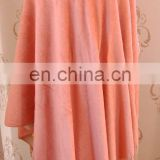 silk fabric for scarf and shawls, 100% cashmere scarf