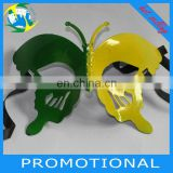 Bellow & Green Mask,Brazil Plastic Mask