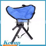 Wholesale cheap promotional camping folding tripod stools from China