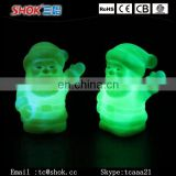 Multicolor Led Santa Claus Color Changing Night Light, Baby Night Light, Flashing Night Light
