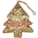 Zari Handmade Christmas Decoration