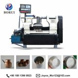 metal Spinning Machine for aluminium reflector lighting ware part cnc automatic spinning