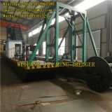 Gold Dredging Machinery Multifunctional Bucket Chain Gold Dredger Heavy Pump