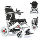 Foldable lightweight power wheelchair