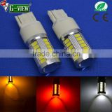T20 5630 33SMD china motorcycle led turn signals the brightest light bulb motorcycle