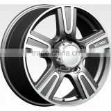 SUV 4X4 aluminium wheel fit for TOYOTA replica rims alloy wheels via jwl hre wheels