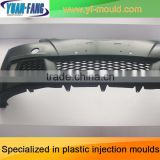China plastic mould manufacturer plastic bumper mould/plastic stool mould/plastic mould steel 2311