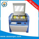 Digital display high precision transformer oil dielectric strength testing meter