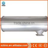 Mainly specialized in universal performance aluminized or stainless steel exhaust car muffler