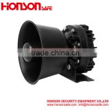 Supreme 200 Watt Siren horn Speaker High Performance useing Police car (Capable with Any 200 Watt Siren)                                                                         Quality Choice