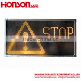High waterproof Led outdoor warning display for road safety CJXP-2001                                                                         Quality Choice
